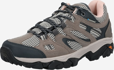 HI-TEC Sportske cipele u siva / taupe siva / pastelno roza / crna, Pregled proizvoda
