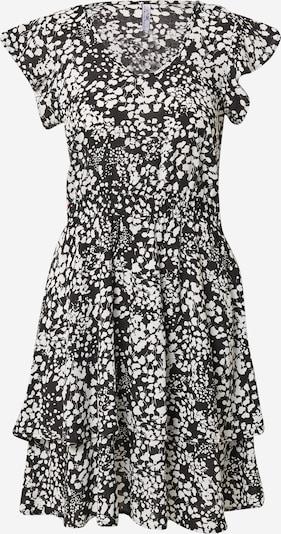 Rochie de vară Sublevel pe negru / alb, Vizualizare produs