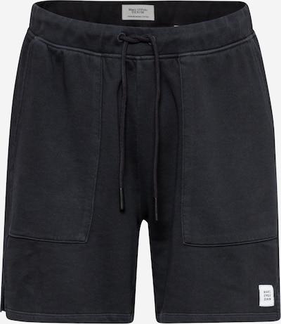 Marc O'Polo DENIM Hose in schwarz / weiß, Produktansicht