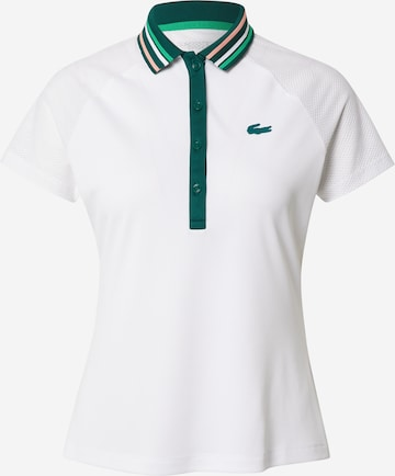Lacoste Sport Performance Shirt in White