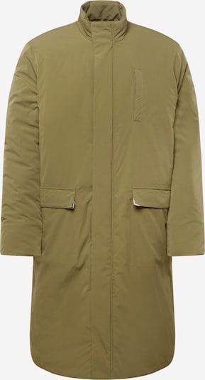 Palton de primăvară-toamnă Han Kjøbenhavn pe oliv, Vizualizare produs