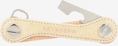 Keykeepa Schlüsselmanager  'Leather' in beige, Produktansicht