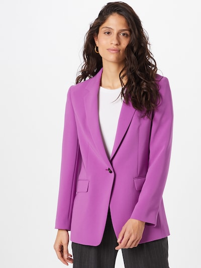 BOSS Blazer 'Jocalua8' in Purple, View model