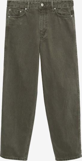 MANGO Jeans 'JANET' in de kleur Kaki, Productweergave