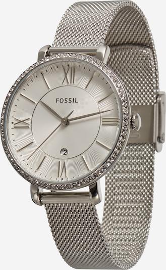FOSSIL Analogt ur 'Jacqueline' i sølv, Produktvisning