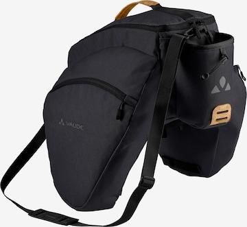 VAUDE Sports Bag 'eSilkroad Plus' in Black