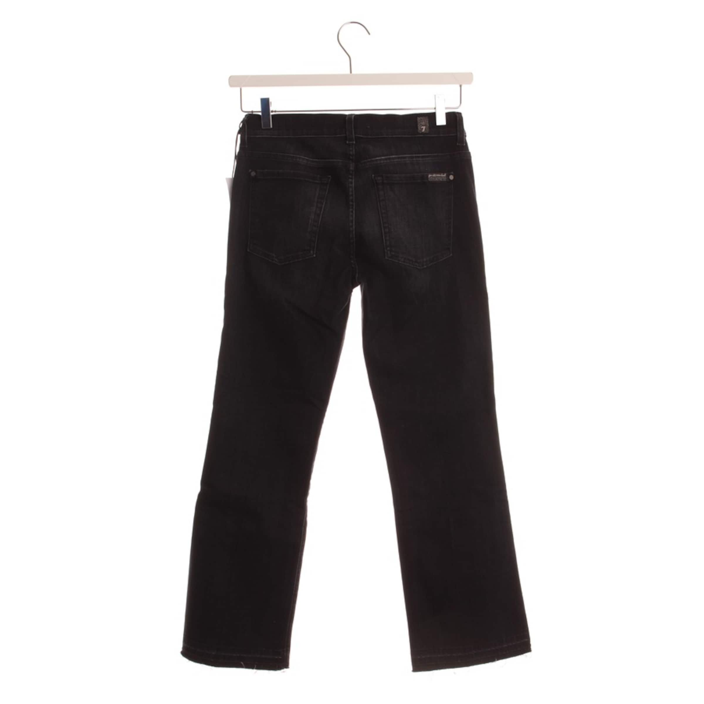 7 for all mankind Jeans in w28 in grau