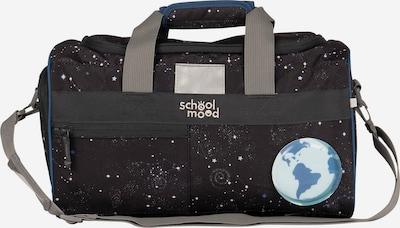 School-Mood Tasche in grau, Produktansicht