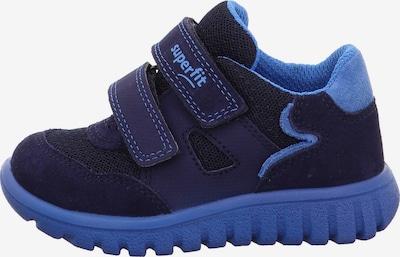 Naminės šlepetės 'Sport 7' iš SUPERFIT , spalva - tamsiai mėlyna, Prekių apžvalga