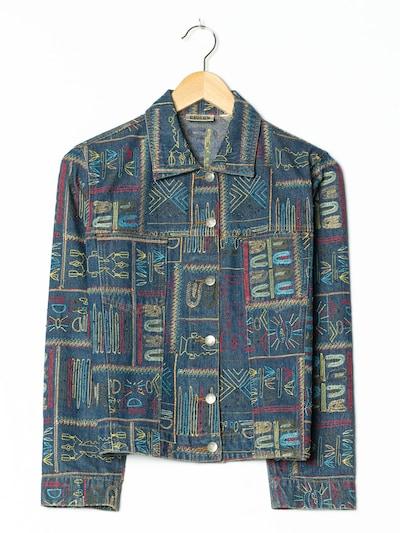 Chico's-Design Jacket & Coat in S-M in Blue denim, Item view