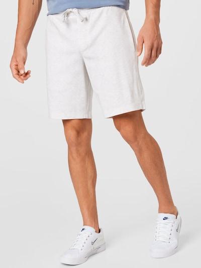 Marc O'Polo Shorts in hellgrau, Modelansicht
