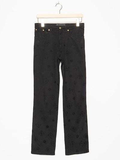 Rocco Barocco Jeans in 31/31 in schwarzmeliert, Produktansicht