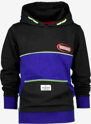 VINGINO Sweatshirt 'NISTIC' in Black