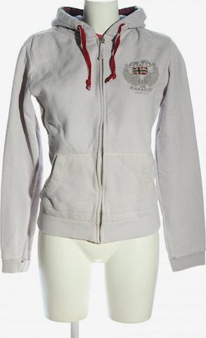 NAPAPIJRI Jacket & Coat in XL in Grey