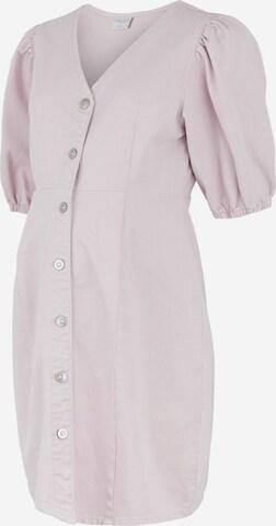 Rochie 'Gili' de la MAMALICIOUS pe roz
