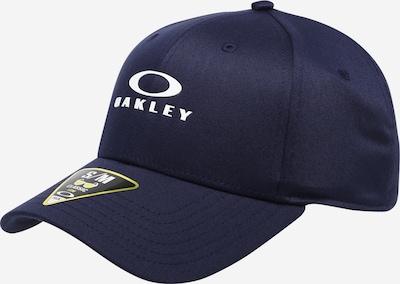 OAKLEY Casquette de sport en bleu foncé / jaune / noir / blanc, Vue avec produit