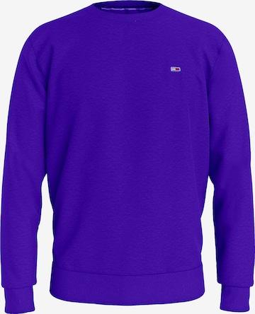 Tommy Jeans Sweatjacke in Blau