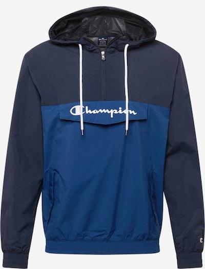 Champion Authentic Athletic Apparel Prechodná bunda - modrá / tmavomodrá, Produkt