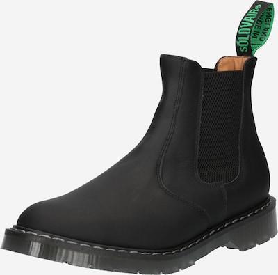 Solovair Chelsea škornji 'Dealer Boot' | črna barva, Prikaz izdelka