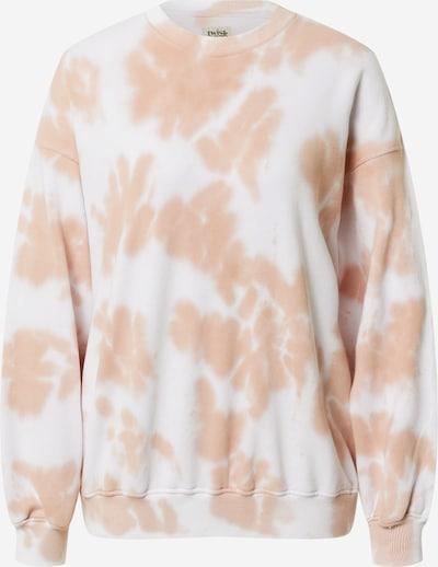 rózsaszín / fehér Twist & Tango Tréning póló 'Leela', Termék nézet