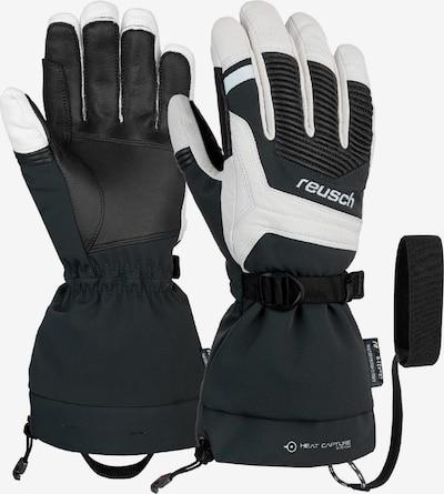 REUSCH Fingerhandschuhe 'Ndurance Pro R-TEX® XT' in dunkelgrau / weiß, Produktansicht