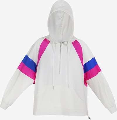 myMo ATHLSR Training jacket in Blue / Pink / White, Item view