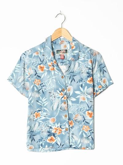 La Cabana Hawaiihemd in M in enzian, Produktansicht