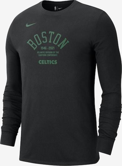 Nike Sportswear Sweatshirt in Green / Black, Item view