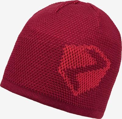 ZIENER Mütze 'ILMARO' in rot, Produktansicht
