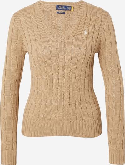 POLO RALPH LAUREN Пуловер 'KIMBERLY' в светлокафяво, Преглед на продукта