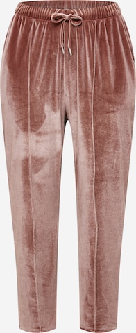 Guido Maria Kretschmer Curvy Collection Broek 'Rosina' in Roze