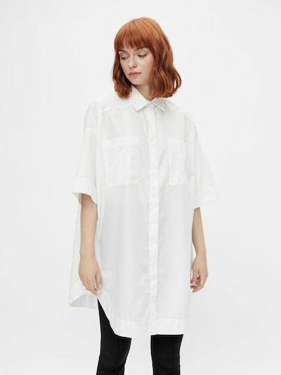 PIECES Bluzka w kolorze białym, Podgląd na modelu(-ce)