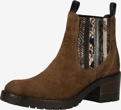 LAZAMANI Chelsea Boots in braun, Produktansicht