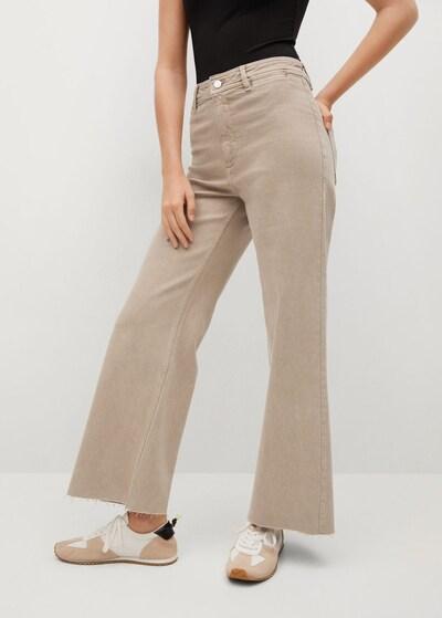 MANGO Jeans 'Catherin' in beige, Modelansicht