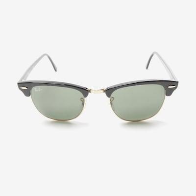 Ray-Ban Sonnenbrille in One Size in gold / schwarz, Produktansicht