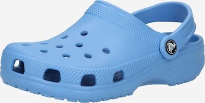 Crocs Sandales en bleu fumé, Vue avec produit