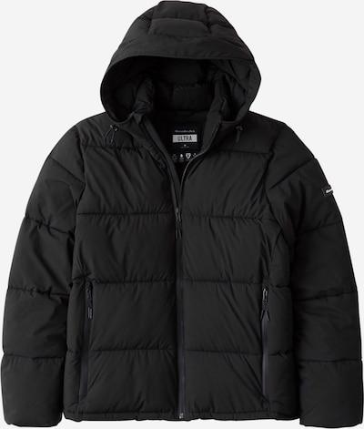 Abercrombie & Fitch Jacke in schwarz, Produktansicht
