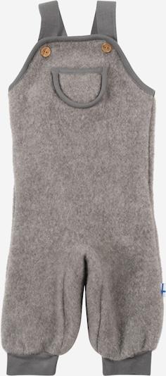 FINKID Tuinbroek 'KEINU' in de kleur Grijs gemêleerd, Productweergave