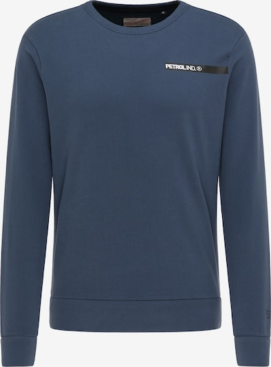 Petrol Industries Sweatshirt in dunkelblau, Produktansicht