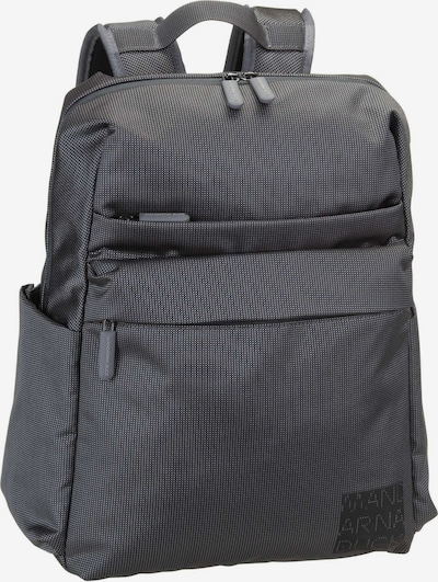 MANDARINA DUCK Rucksack / Daypack ' District Squared Backpack  ' in grau, Produktansicht