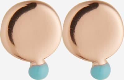ANIA HAIE Boucles d'oreilles en or rose, Vue avec produit
