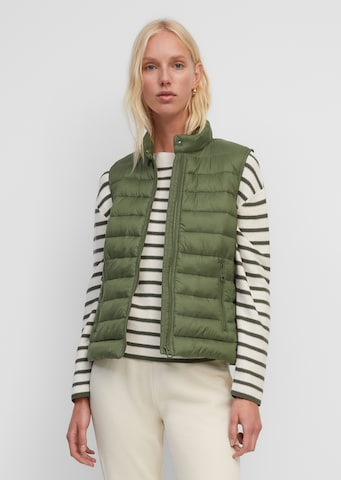 Marc O'Polo Vest in Green
