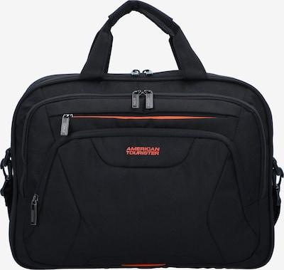 American Tourister Reisetasche 'Work' in rot / schwarz, Produktansicht