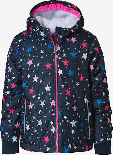 myToys-COLLECTION Jacke in dunkelblau / mischfarben, Produktansicht