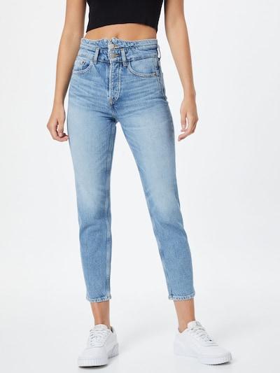 Džinsai 'EMILY' iš ONLY, spalva – tamsiai (džinso) mėlyna, Modelio vaizdas