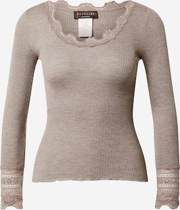 rosemunde Shirt in Brown