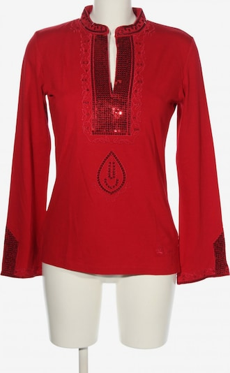 POMPÖÖS Top & Shirt in S in Red, Item view