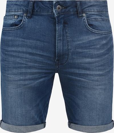 !Solid Jeansshorts 5-Pocket in blau / blue denim, Produktansicht