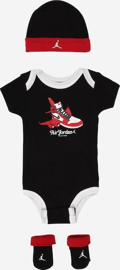 Jordan Set 'FIRST IN FLIGHT' - červená / čierna / biela, Produkt