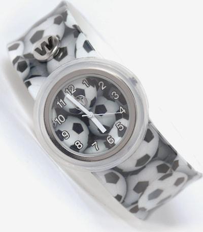 watchitude Armbanduhr in schwarz / weiß, Produktansicht